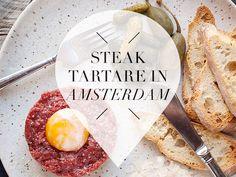 Ben jij ook fan van steak tartare? Wij hebben de spots opgezocht met de lekkerste steak tartare. Lees hier meer over de spots met steak tartare in Amsterdam