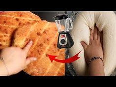 خبز الخلاط العجيب، وداعا لدلك ، وداعا للعجانة، مثل القطن، لاول مرة فاليوتوب|كيفما عودتكم ساهل ماهل - YouTube Pain, French Toast, Fruit, Breakfast, Ethnic Recipes, Food, Dumplings, Pastries, Moroccan