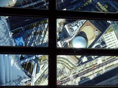 View right below Tokyo Sky Tree