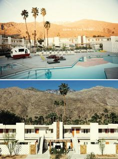 see ya in the desert! - palm springs | breanna rose