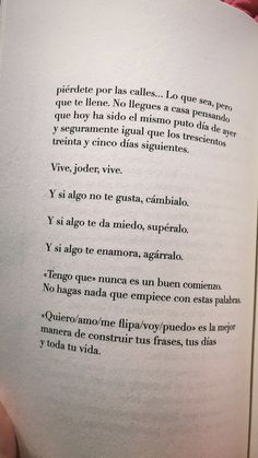Frases de libros New Quotes, Poetry Quotes, Book Quotes, Words Quotes, Motivational Quotes, Funny Quotes, Life Quotes, Sayings, More Than Words