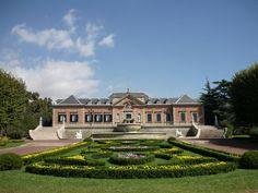 Palacete Albéniz. Pedralbes