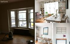Claire Leger's Apartment Renovation