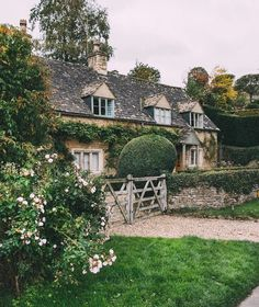 "<Dreamy> InstaBritain (@instabritain) on Instagram: ""Early Autumn in the Cotswolds, when the late summer flowers were still in bloom . Photo by me …"""