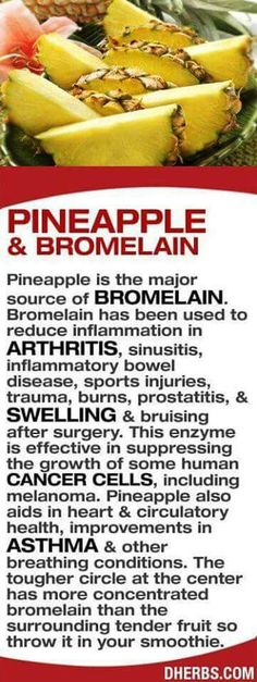 Pineapple & Bromelain
