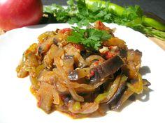 Кадича - салат из баклажан. Вы только попробуйте, как это вкусно! » Женский Мир