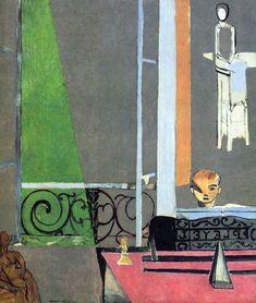Henri Matisse; Lezione di piano; 1916; olio su tela; MoMA, New York.