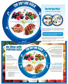 Adult Portion Plate Kit Food New Survival Food Kits, Emergency Food Kits, Portion Plate, Food Portions, Dining Plates, Plates For Sale, Food Charts, Portion Control, Nutrition Education