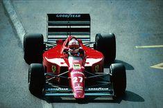 Mansell 1989 Ferrari Monaco