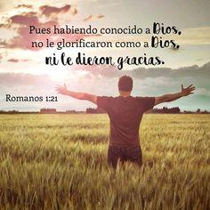 """""""Ni le dieron gracias…"""" LEA: Romanos 1:18-22 Dentro de las actitudes negativas y pecaminosas que existen en el hombre, y que le han hecho mucho daño, se encuentra la INGRATITUD. La falta de agradecimiento es la falta de reconocimiento de los favores recibidos por parte de otros. Es el no valorar todos los beneficios que le han sido otorgados, y que muchas veces ni si quieran han sido merecidos, sino que por gracia le han sido dados. Pablo, hablando en su primer capítulo de la Carta a los…"""