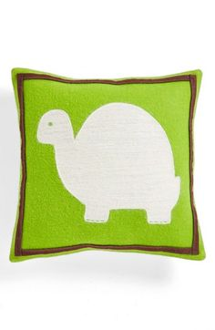 AMITY HOME 'Turtle' Decorative Pillow available at #Nordstrom Sale: $31.90 After Sale: $49.00 	Item #698988