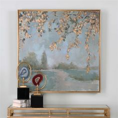 Uttermost Peaceful Landscape Art