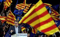Cataluña: Artur Mas y el gobierno de la confusión  David Companyon · · · · ·