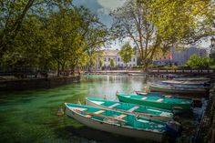 Visiter Annecy - lac d'annecy