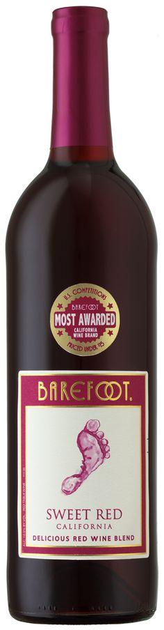 Sweet Red Moscato Wine... My FAVORITE!!!! (: yummmm!