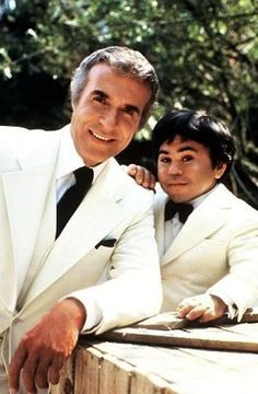 """Fantasy Island"" was to me a cross between ""Love Boat"" and ""Love, American Style"".  Silly, mindless TV fare.  The Plane!  The Plane!"