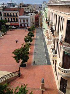 Plaza de La Barandilla San Juan