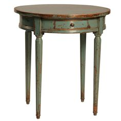 Side table for living room. But in white