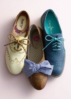 I have decided that I am just going to wear oxfords on my mission. They're adorable, super comfy, look cute in dresses.