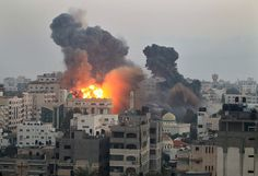 Israeli troops attack Al Jazeera Bureau in Gaza - Premium Times Nigeria Cali, Israel Video, Gaza Strip, Al Jazeera, Fake Photo, Aleppo, Baghdad, Judaism, Troops