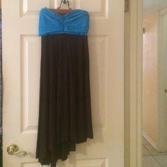 Élan inc USA convertible multi way dress Elan inc USA convertible multiway dress size small with long straps Elan Dresses