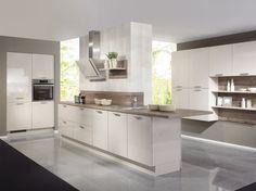 nobilia #bucatarii #bucatarii-nobilia.ro #high-gloss #kitchen ... - Küche Reddy
