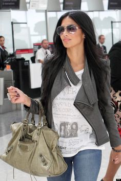 Nicole Scherzinger Knows How To Travel In Style