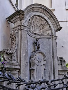 Manneken Pis Little Man Pee Brussels