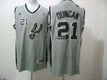 ... San Antonio Spurs 21 Tim Duncan Swingman Grey Jersey Amazon.com NBA ... c07136c51