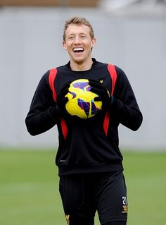 In pictures: Lucas' LFC career - Liverpool FC