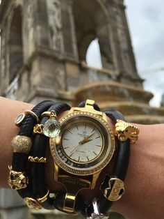 Christina Jewelry and Watches. Design and genuine gemstones. Inspiration from The Nature, Big cities, Paris.