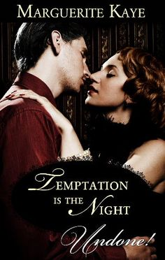 Temptation is the Night, with a bow to F Scott Fitzgerald!