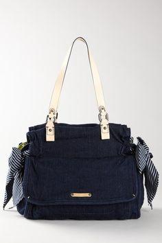Juicy Denim bag (A Perfect State Hobo Bag)