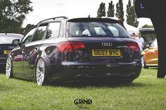 Audi B7 A4 Avant on Air
