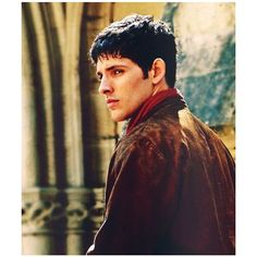 Merlin   Merlin ❤ liked on Polyvore featuring merlin, art and colin morgan