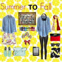 """""""Summer To Fall"""" by looksmart-info on Polyvore"""