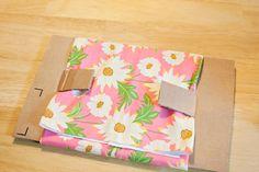 treasures for tots: DIY Fabric Organizers