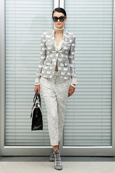 Thom Browne Resort 2013 Fashion Show Collection