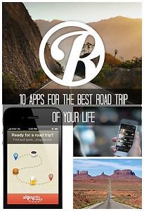 Road tripping cross-country is an American cultural institution. A right of passage that can make and break any family. Why not make family road trips a breeze with the help of these apps and male road...
