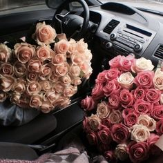 Surprise her with her favorites..