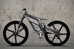 audi electric bicycle