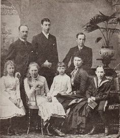King Christian VII and Queen Pictures Christian became King of Denmark in 1912 succeding his father, while Prince Carl eventually became King of Norway under the name Haakon VII. King George, King Charles, Filipino, Adele, Princess Louise, Princess Diana, Christian Ix, Danish Royalty, Swedish Royalty