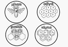Ελένη Μαμανού: Κύκλος ζωής των εντόμων Decorative Plates, Blog, Crafts, Activities, Spring, Insects, Games, Manualidades, Blogging