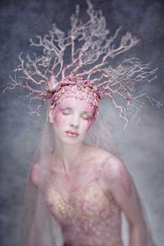 [New] The 10 Best Makeup Ideas Today (with Pictures) - Fantasy Photography, Portrait Photography, Fashion Photography, Foto Fantasy, Fantasy Art, Images Esthétiques, Arte Fashion, Fantasy Portraits, Belle Photo
