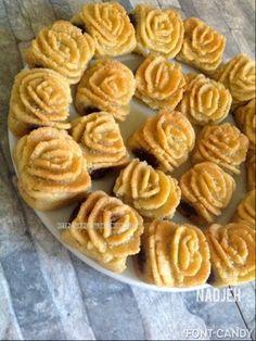 Makroud Rose des sables | Délice et gourmandise recettes algériennes