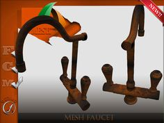 Mesh Faucet 10 impact Full perm