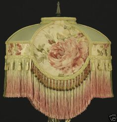42 Ideas for antique furniture victorian shabby chic products Victorian Lamps, Antique Lamps, Vintage Lamps, Victorian Art, Vintage Bedroom Furniture, Bedroom Vintage, Shabby Chic Furniture, Antique Furniture, Fabric Beads