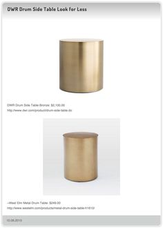 West Elm Hammered Copper Moscow Mule Cup Vs Sams Club - West elm drum table