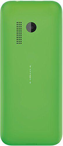 "Nokia 215 Dual-SIM - Teléfono móvil (6,1 cm (2.4""), 240 x 320 Pixeles, LCD, MicroSD (TransFlash), 8 MB, 0,3 MP) Verde (importado)"