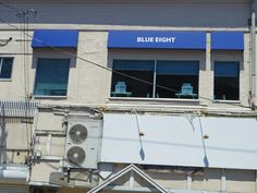 BLUE EIGHT